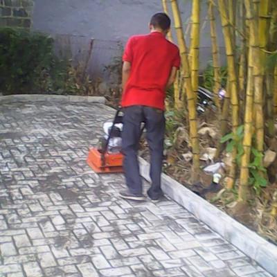 paving block Projek