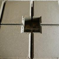 Paving block type ubin set